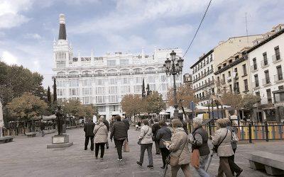 RECORRIDOS HISTÓRICOS POR MADRID – Visita al Madrid Literario