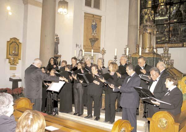 Concierto del Coro del Oratorio