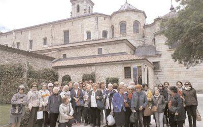 Romería a Santa María del Paular 26 de Mayo 2018