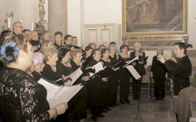 Concierto del Coro Universitario Complutense con el con el Coro del Real Oratorio del Caballero de Gracia