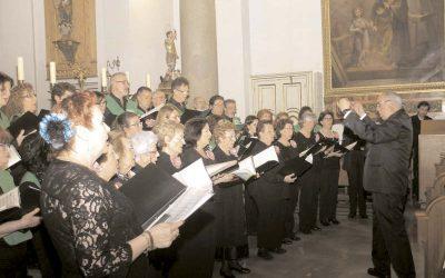 Vídeo actuación conjunta Coros del Real Oratorio del Caballero de Gracia y Universitario Complutense