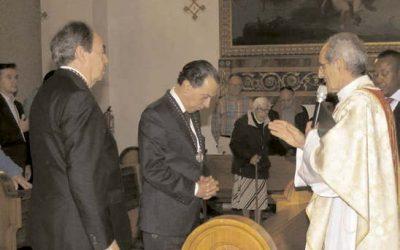 Nueva incorporación a la Asociación Eucarística y Procesión del Corpus Christi