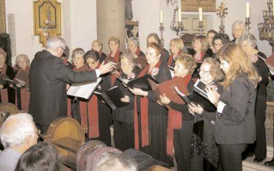 Concierto del Coro del Oratorio y Coral Jacinto Guerrero