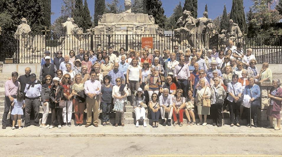 Romería al Cerro de los Angeles y consagración al Sagrado Corazón de Jesús