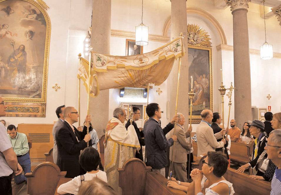 Solemnidad del Corpus Christi