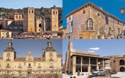 Viaje a Sigüenza Atienza-Almazán Burgo de Osma-Ayllón
