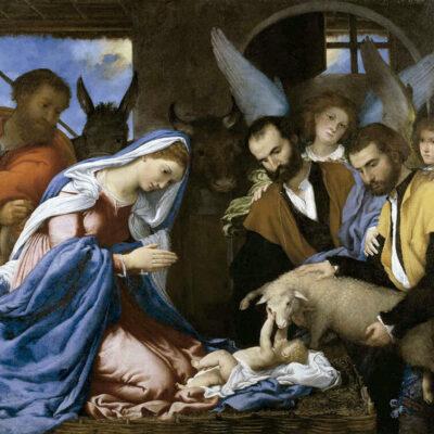 76-Adoración-de-los-pastores-de-Lorenzo-Lotto