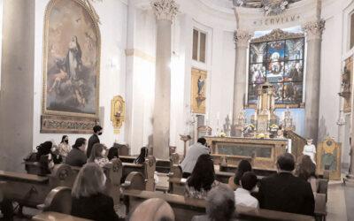 Primeras Comuniones en el Real Oratorio
